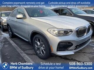 New 2021 BMW X4 xDrive30i Sports Activity Coupe Sudbury, MA