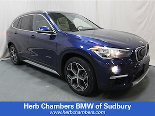 Pre-Owned 2016 BMW X1 xDrive28i AWD SUV Sudbury, MA