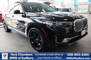 New 2019 BMW X7 xDrive50i SUV Sudbury, MA