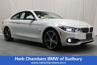 2019 BMW 430i xDrive Luxury Line AWD Coupe