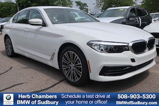 New 2019 BMW 530e xDrive iPerformance Sedan Sudbury, MA