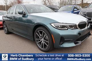 New 2019 BMW 330i xDrive Sedan Sudbury, MA