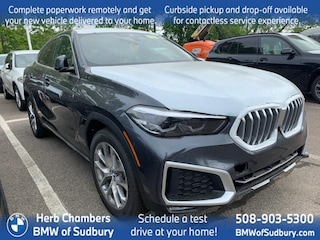 New 2020 BMW X6 xDrive40i Sports Activity Coupe in Boston, MA
