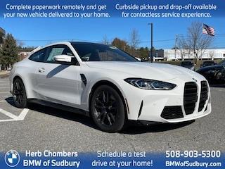 New 2021 BMW M4 Core Coupe Sudbury, MA