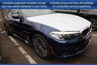New 2020 BMW 540i xDrive Sedan Sudbury, MA