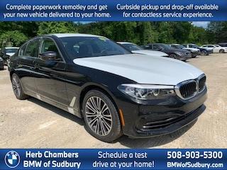 New 2020 BMW 530i xDrive Sedan Sudbury, MA