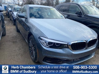 New 2020 BMW 530i xDrive Sedan Sudbury, MA