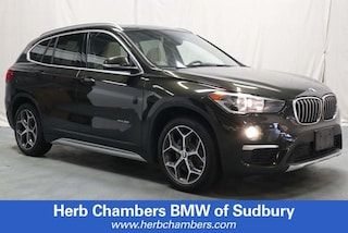 Pre-Owned 2016 BMW X1 xDrive28i AWD SUV Sudbury, MA