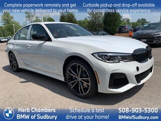 New 2021 BMW M340i xDrive Sedan Sudbury, MA