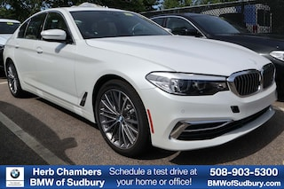 New 2019 BMW 530i xDrive Sedan Sudbury, MA