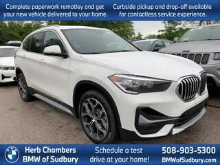 New 2020 BMW X1 xDrive28i SAV Sudbury, MA