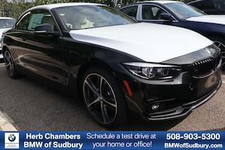 New 2020 BMW 440i xDrive Convertible Sudbury, MA