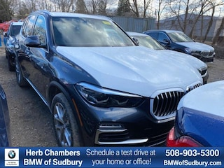 New 2020 BMW X5 xDrive40i SAV Sudbury, MA