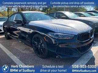 New 2021 BMW M850i xDrive Gran Coupe Sudbury, MA