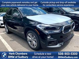 New 2020 BMW X2 xDrive28i Sports Activity Coupe Sudbury, MA