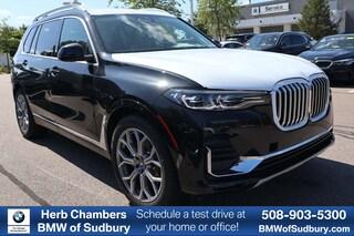 New 2019 BMW X7 xDrive40i SUV Sudbury, MA