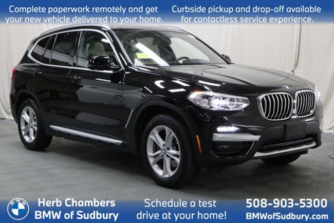 Used Bmw X3 Wayland Ma