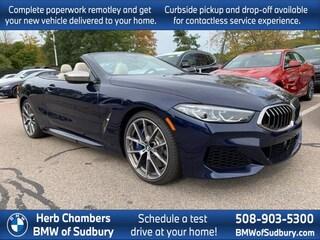 New 2021 BMW M850i xDrive Convertible Sudbury, MA