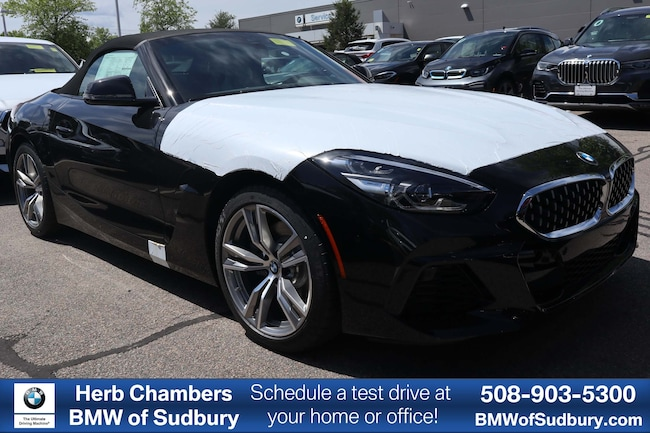 New 2019 BMW Z4 sDrive30i Convertible in Boston