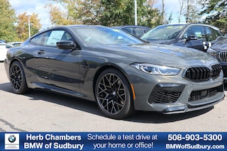 New 2020 BMW M8 Competition Coupe Sudbury, MA
