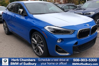New 2020 BMW X2 M35i Sports Activity Coupe Sudbury, MA