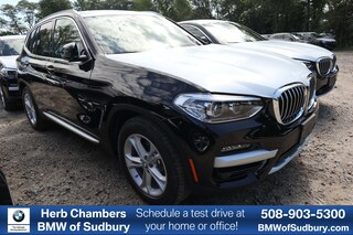 New 2020 BMW X3 xDrive30i SUV Sudbury, MA