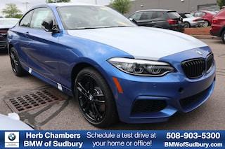 New 2020 BMW M240i xDrive Coupe Sudbury, MA