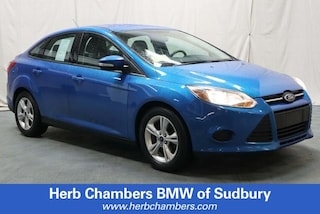 Bargain Used 2014 Ford Focus SE Sedan for sale near you in Braintree, MA