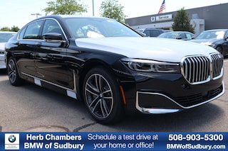 New 2020 BMW 750i xDrive Sedan Sudbury, MA