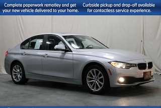 Pre-Owned 2017 BMW 320i xDrive Sedan Sudbury, MA
