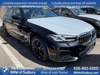 New 2021 BMW 530e xDrive Sedan Sudbury, MA