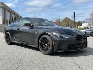 New 2021 BMW M4 Competition Coupe Sudbury, MA