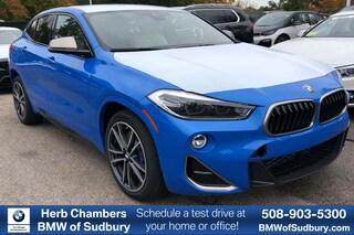 New 2020 BMW X2 M35i Sports Activity Coupe Sudbury, MA