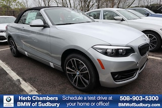 New 2020 BMW 230i xDrive Convertible Sudbury, MA
