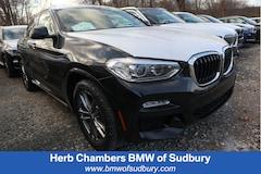 New 2019 BMW X4 xDrive30i Sports Activity Coupe Sudbury, MA