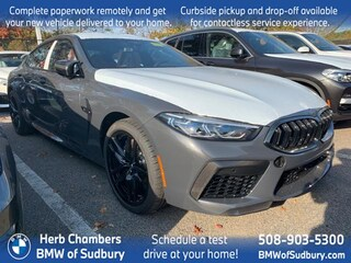 New 2021 BMW M8 Competition Gran Coupe Sudbury, MA