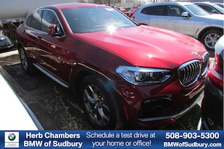 New 2020 BMW X4 xDrive30i Sports Activity Coupe in Boston, MA