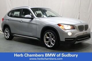 Pre-Owned 2013 BMW X1 xDrive28i AWD SAV Sudbury, MA