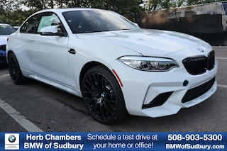 New 2020 BMW M2 Competition Coupe Sudbury, MA