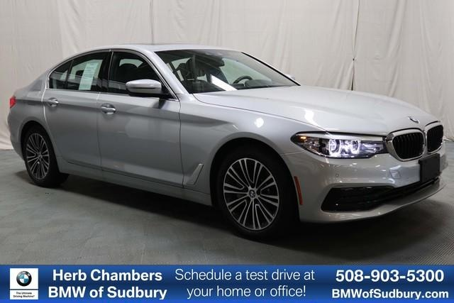Herb Chambers BMW >> Pre Owned 2019 Bmw 530i Xdrive For Sale At Herb