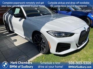 New 2021 BMW M440i xDrive Coupe Sudbury, MA
