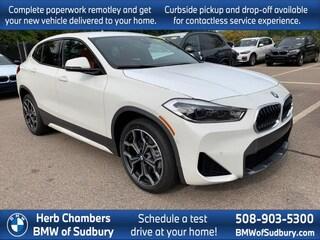 New 2021 BMW X2 xDrive28i Sports Activity Coupe Sudbury, MA