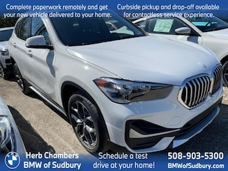 New 2021 BMW X1 xDrive28i SAV Sudbury, MA