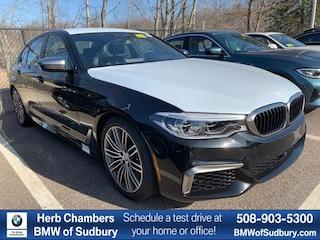 New 2020 BMW M550i xDrive Sedan Sudbury, MA