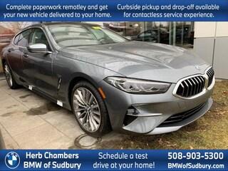 New 2020 BMW 840i xDrive Gran Coupe Sudbury, MA