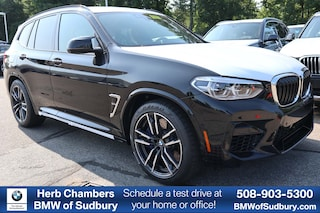New 2020 BMW X3 M AWD Sport Utility Sudbury, MA