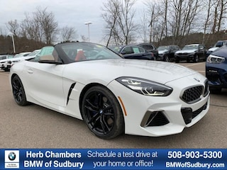 New 2020 BMW Z4 M40i Convertible Sudbury, MA