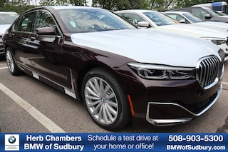 New 2020 BMW 740i xDrive Sedan Sudbury, MA
