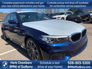 New 2020 BMW 530e xDrive iPerformance Sedan Sudbury, MA