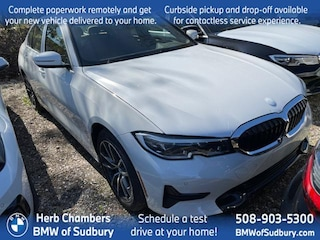 New 2021 BMW 330e xDrive Sedan Sudbury, MA